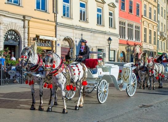 Påskresa till Warsava och Krakow och Berlin 12-18 april 2022